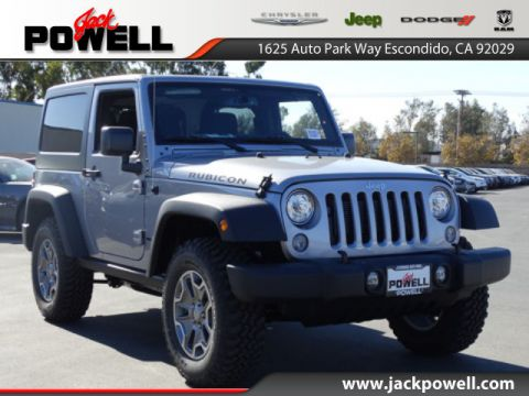 NEW 2018 JEEP WRANGLER JK RUBICON 4X4