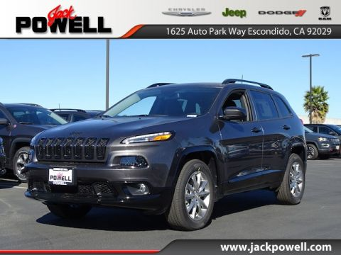 NEW 2018 JEEP CHEROKEE LATITUDE WITH TECH CONNECT PACKAGE 4X4