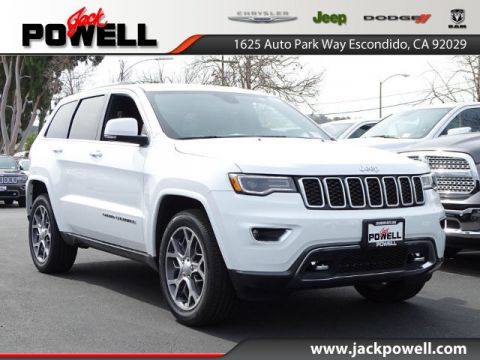 NEW 2018 JEEP GRAND CHEROKEE STERLING EDITION 4X2