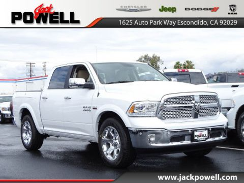 NEW 2018 RAM 1500 LARAMIE CREW CAB 4X2 5'7 BOX