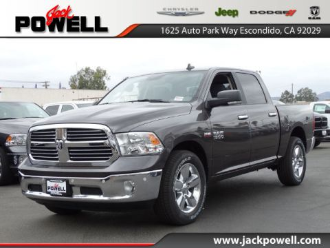 NEW 2018 RAM 1500 BIG HORN CREW CAB 4X2 5'7 BOX