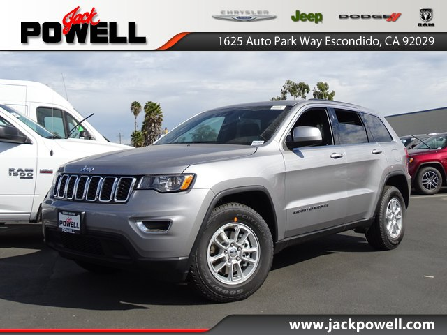 NEW 2019 JEEP GRAND CHEROKEE LAREDO 4X2