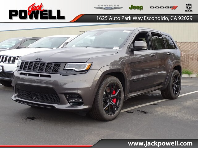 San Diego Jeep >> New 2019 Jeep Grand Cherokee Srt 4x4