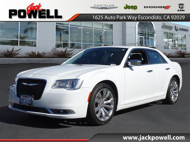 Certified Pre-Owned 2017 Chrysler 300C C