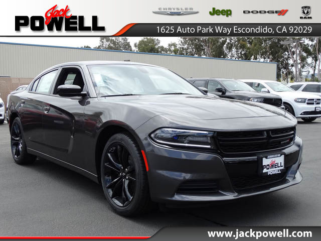 2017 Dodge Charger >> New 2017 Dodge Charger Se Sedan In Escondido 70818 Jack Powell