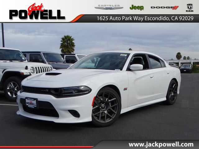 New 2019 Dodge Charger R T Scat Pack Rwd