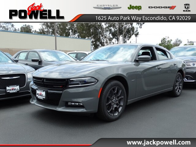 2018 Dodge Charger >> New 2018 Dodge Charger Gt Awd
