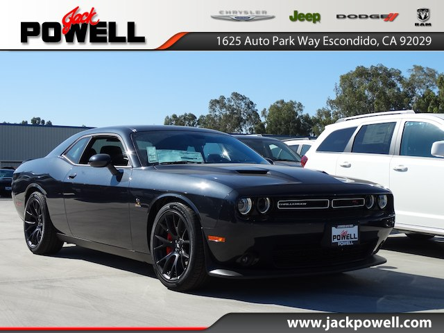 New 2018 Dodge Challenger R T Scat Pack Coupe In Escondido