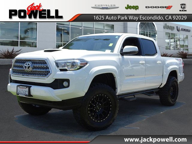 Pre Owned 2016 Toyota Tacoma