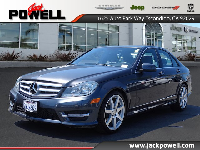 Pre Owned 2013 Mercedes Benz C 250