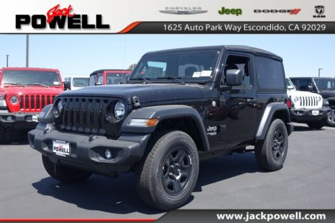 86 New Jeep Wrangler For Sale In Escondido Ca Jack Powell Cdjr