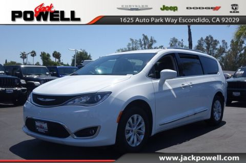 Certified Pre-Owned 2019 Chrysler Pacifica Touring L